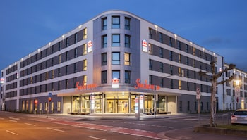Фото Star Inn Hotel & Suites Premium Heidelberg, by Quality у місті Гайдельберг