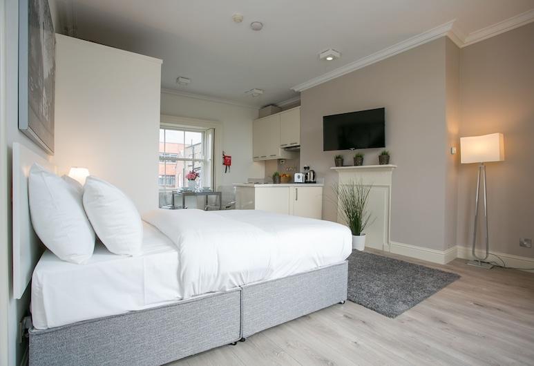 聖史提芬綠色公寓酒店, 都柏林, 客房