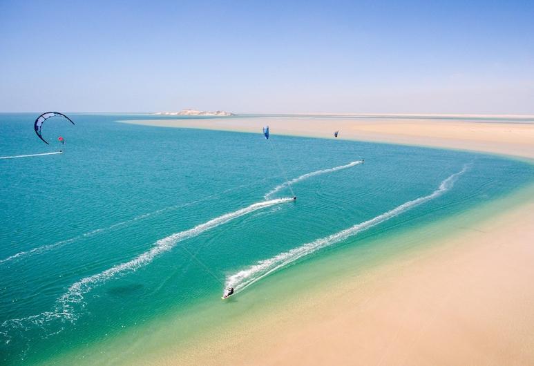 Dakhla Camp, Ντάκλα, Παραλία