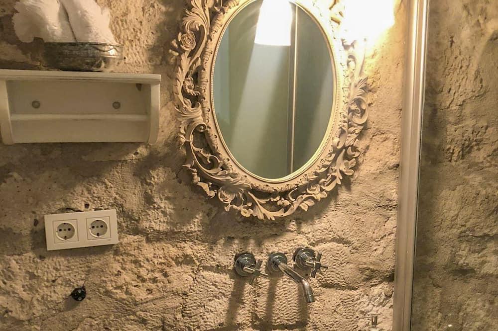 Izba typu Junior - Kúpeľňa