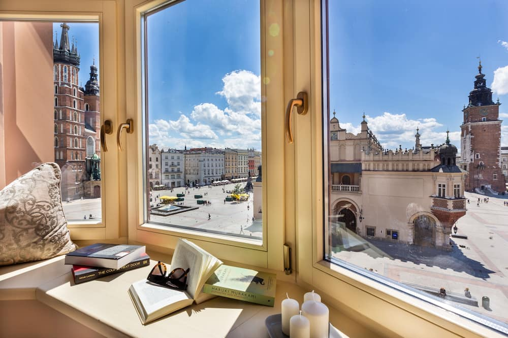 Premium Apartment, 2 Bedrooms, Non Smoking, City View - Guest Room View