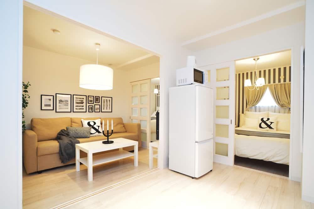 Apartment, 2Schlafzimmer ( 303 ) - Wohnzimmer