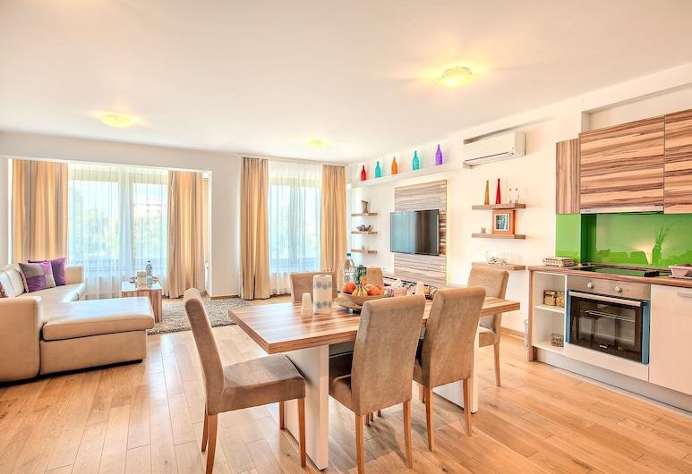 Vip Apartments, ซาราเจโว, อพาร์ทเมนท์, 1 ห้องนอน, ห้องพัก