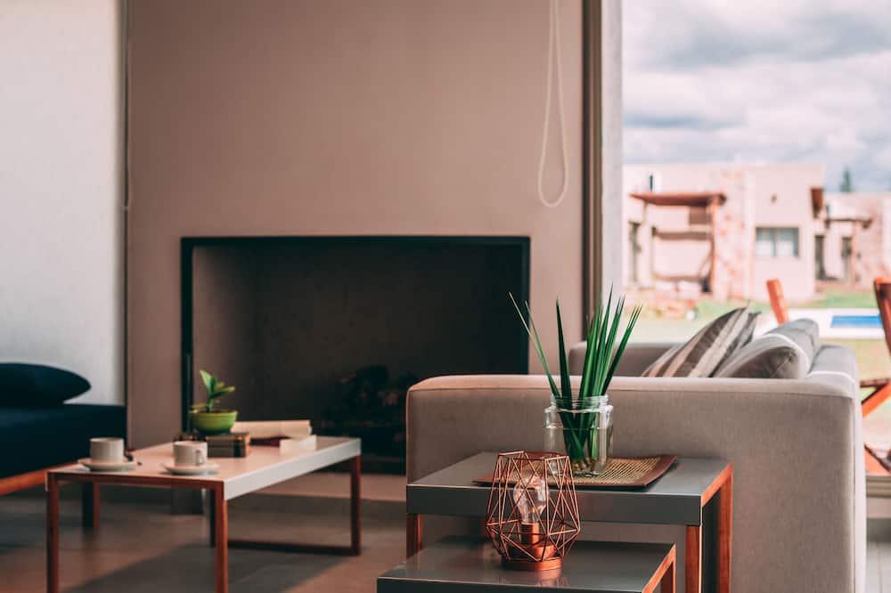 Chalet - Zona de estar