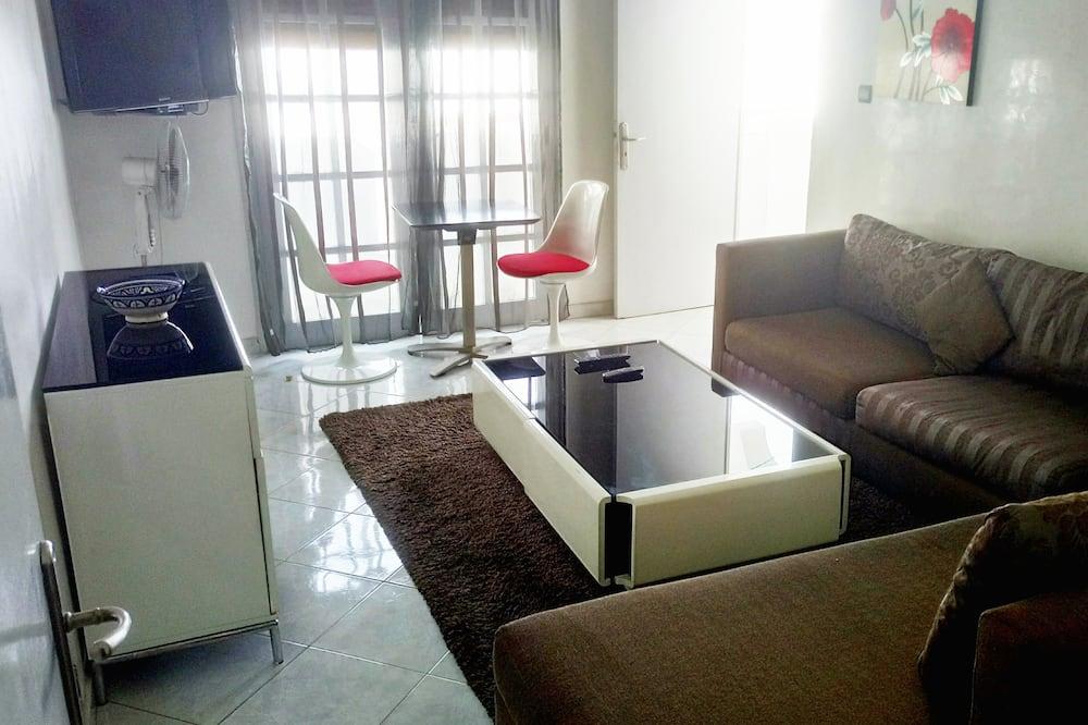 apartman, 1 hálószobával - Nappali