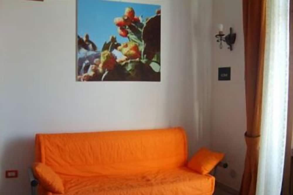 アパートメント (Arancione) - リビング エリア