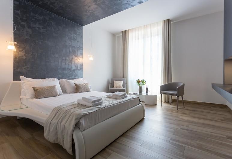 아파트호텔 두리니, 밀라노, 디럭스 아파트, 분사식 욕조, 객실
