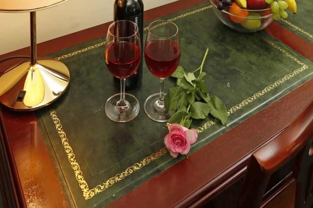 Suite Luxury - Pasti in camera