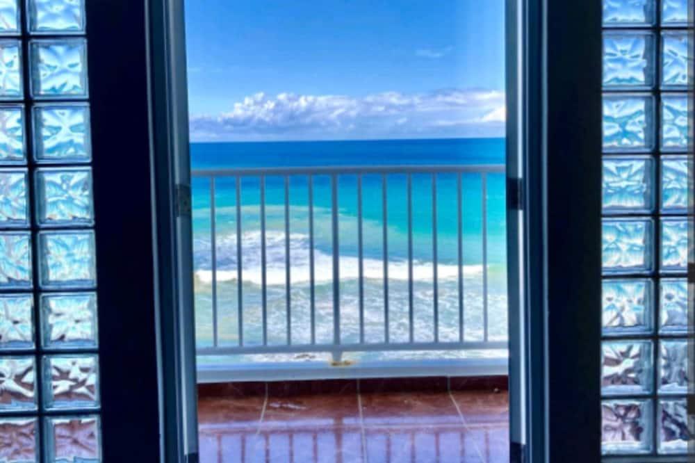 Apartmá, u pláže - Obývací prostor
