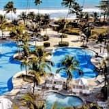 Apartmá typu Superior, u pláže - Terasa