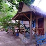 Cottage with Fan - Bilik Tamu