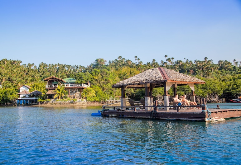 Edgewater Dive & Spa Resort, Puerto Galera, Property Grounds