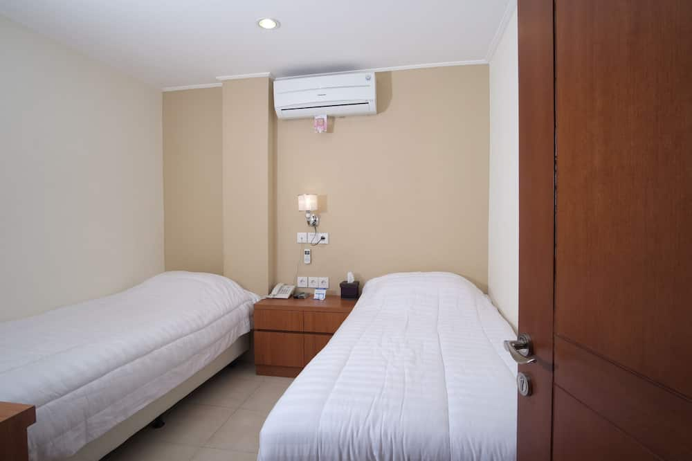 Basic Twin Room - Guest Room