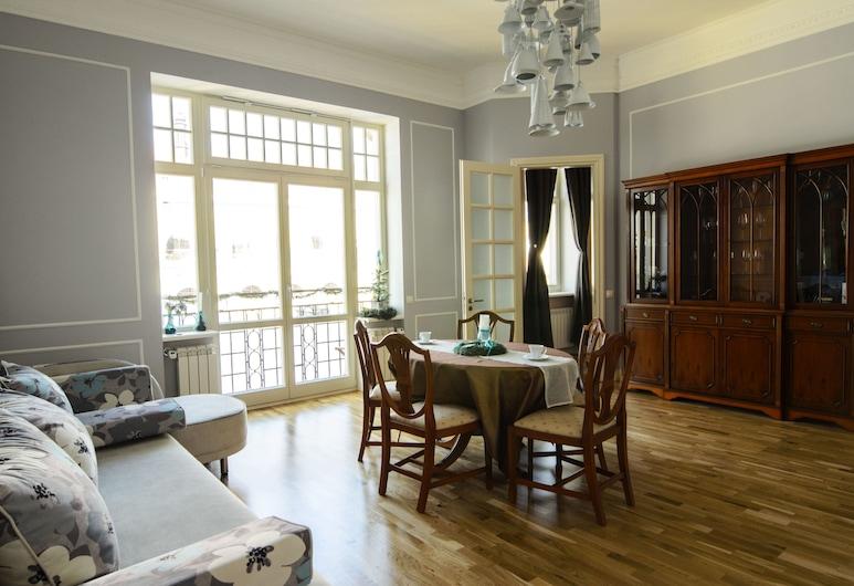 Ratusha apartment, Lviv