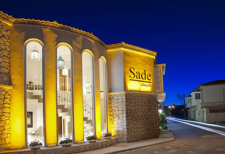 Sade Alacati Hotel, Τσεσμέ