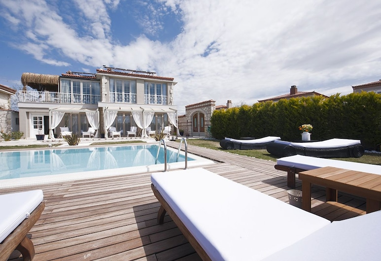 Sade Alacati Hotel, Çeşme, Havuz