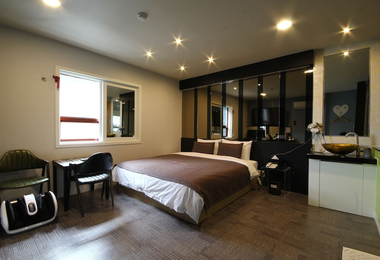 The M Hotel, Busan, Premium Room, Guest Room