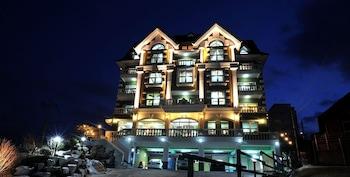 Gangneung — zdjęcie hotelu Pension Sea and