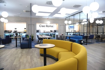 Slika: Air Rooms Rome Airport by HelloSky ‒ Fiumicino