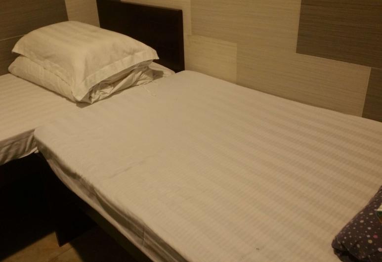 萬達青年旅舍, 香港, 雙床房, 客房