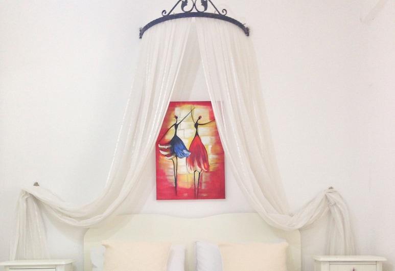 Seyir Alacati Butik Otel, Çeşme, Tek Büyük Yataklı Oda, 1 Çift Kişilik Yatak, Oda Manzarası