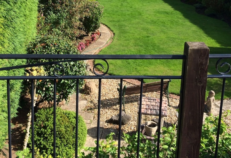 Southcombe Guesthouse, Sidmouth, Jardín