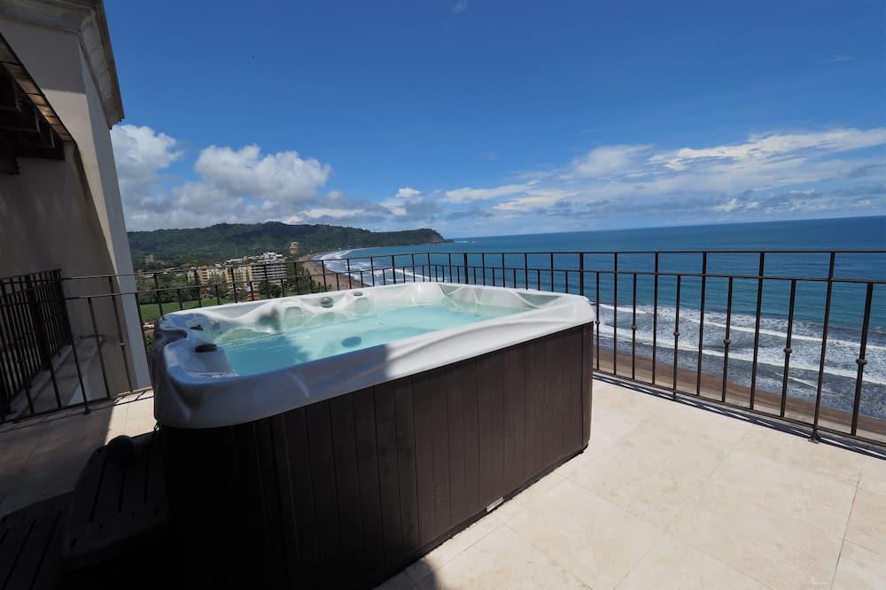 Luxury Penthouse, 3 Bedrooms - Balcony