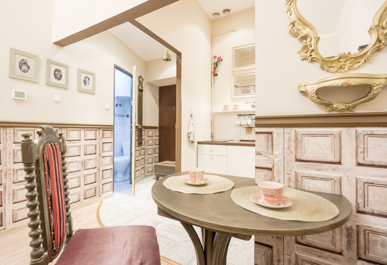 Apartament Casablanca, Krakow, Deluxe Single Room (Scarlet - Kalwaryjska 26), Bilik