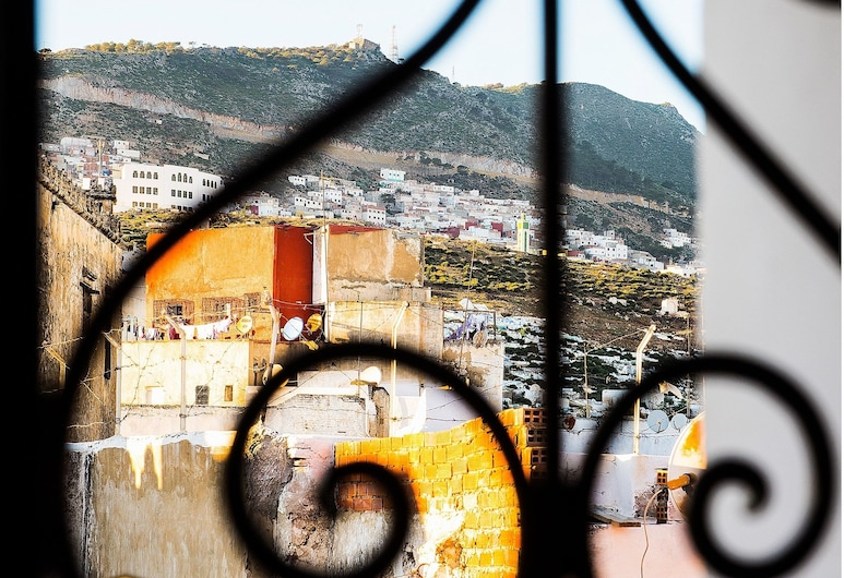 Riad El Manantial, Tetouan, Comfort Room, Mountain View (Bab Saida), Guest Room View