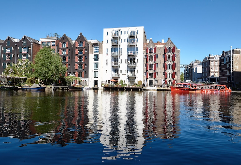 Holiday Inn Express Amsterdam - City Hall, an IHG Hotel, Amsterdam, Room, 1 Double Bed, View, Guest Room