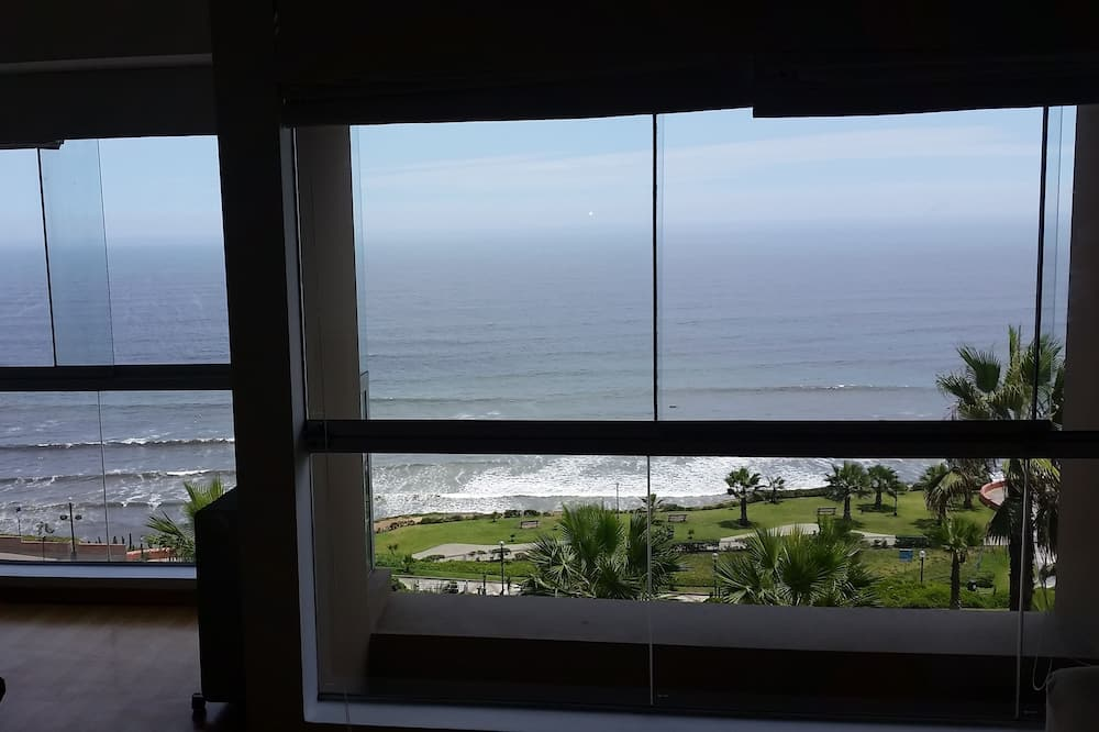 Apartment, 2 Bedrooms, Ocean View - View from room