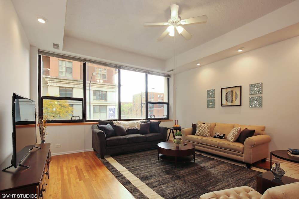 Apartament luksusowy - Zdjęcie opisywane