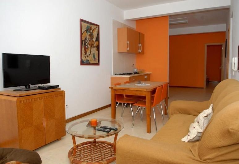 Apartamentos Santiago, Praia