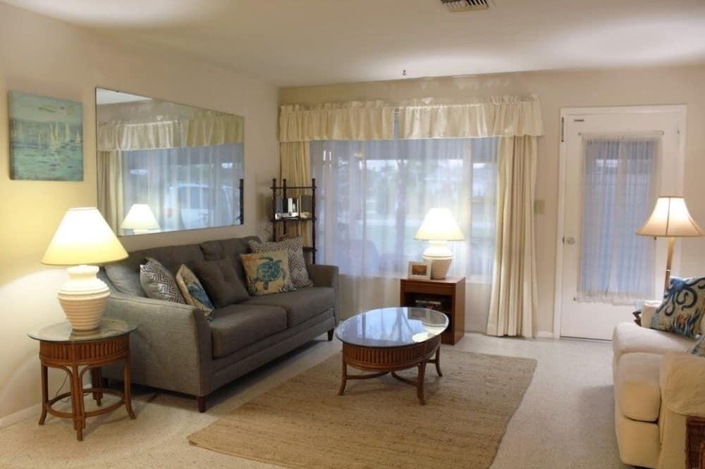 Maja, 2 magamistoaga - Elutuba