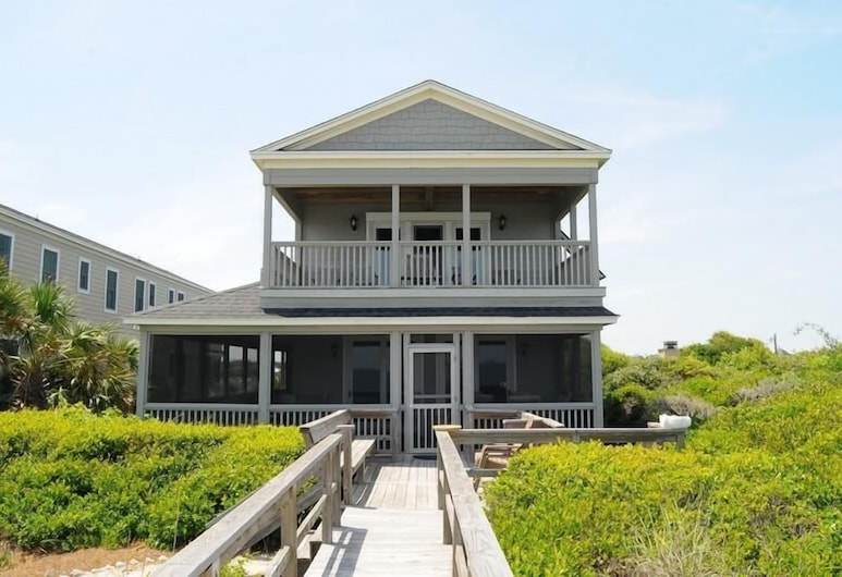 Tranquillity Too - 5 Br Home, Pulau Pawleys