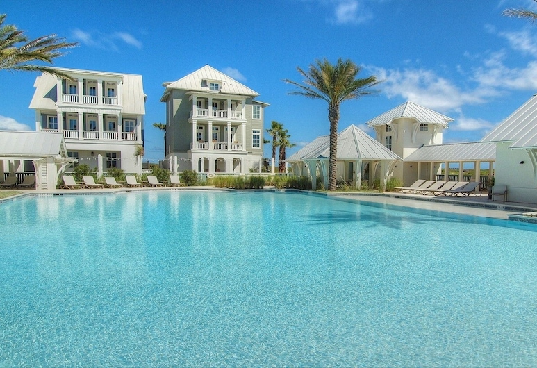 Private Golf Cart At Palmilla Beach - Pool & Beach Access 3 Bedroom Townhouse, Perlabuhan Aransas , Townhome, 3 Bedrooms, Kolam