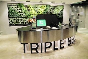 Foto del Green World Triplebeds Hotel en Taipéi