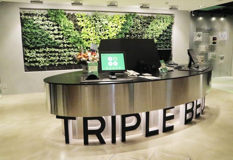 Green World Triplebeds Hotel, Taipei