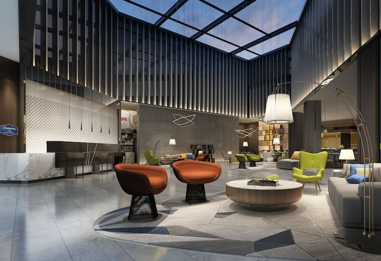 Hampton By Hilton Shunde Longjiang, Foshan, Vestibiulis