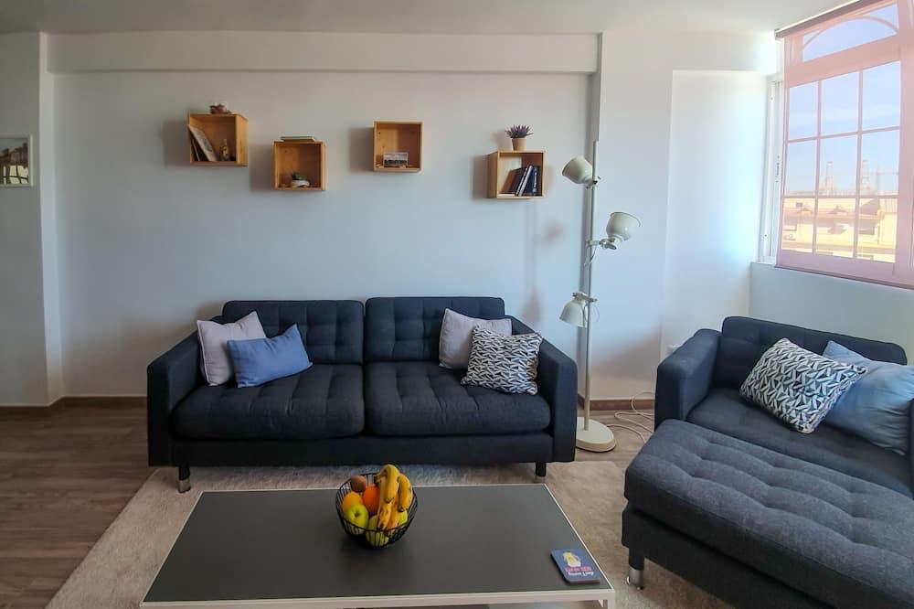 Familienapartment, 3Schlafzimmer - Wohnzimmer