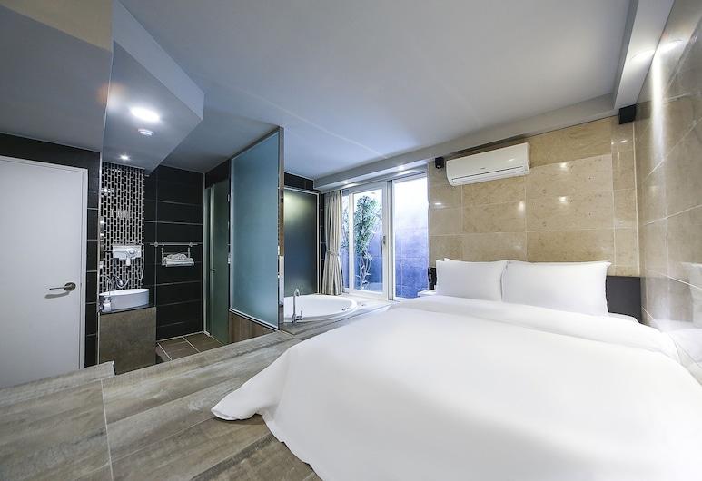 故事飯店, 首爾, 高級客房, 客房