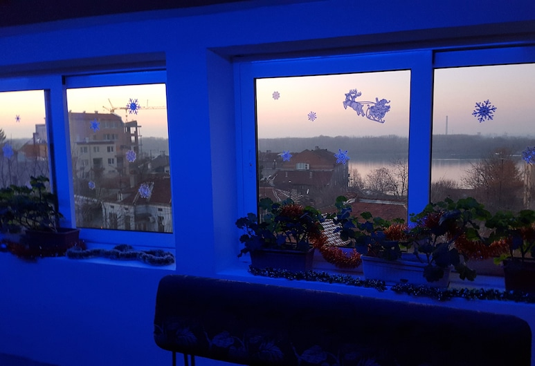 Hotel Jeweller, Ruse, Terrasse/veranda
