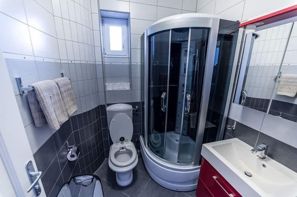 Business-Apartment, 2Schlafzimmer - Badezimmer