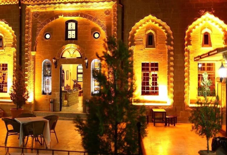 Mardin Osmanlı Konağı, Mardin, Terraço/Pátio Interior