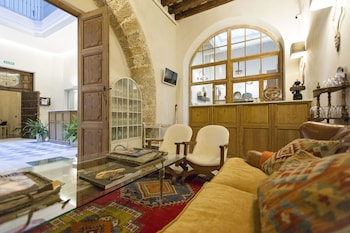 Foto van Hotel Casa de las Cuatro Torres in Cadiz