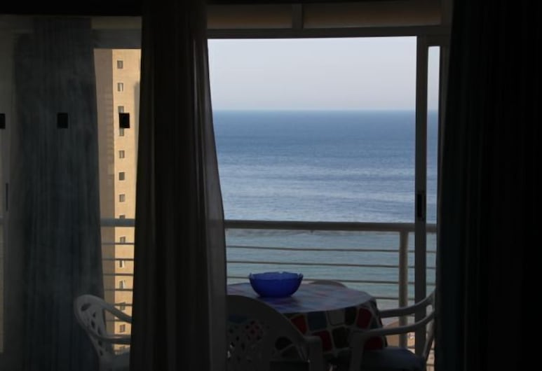 Caballos Apartment, Benidorm, Апартаменты, 1 спальня, Терраса/ патио