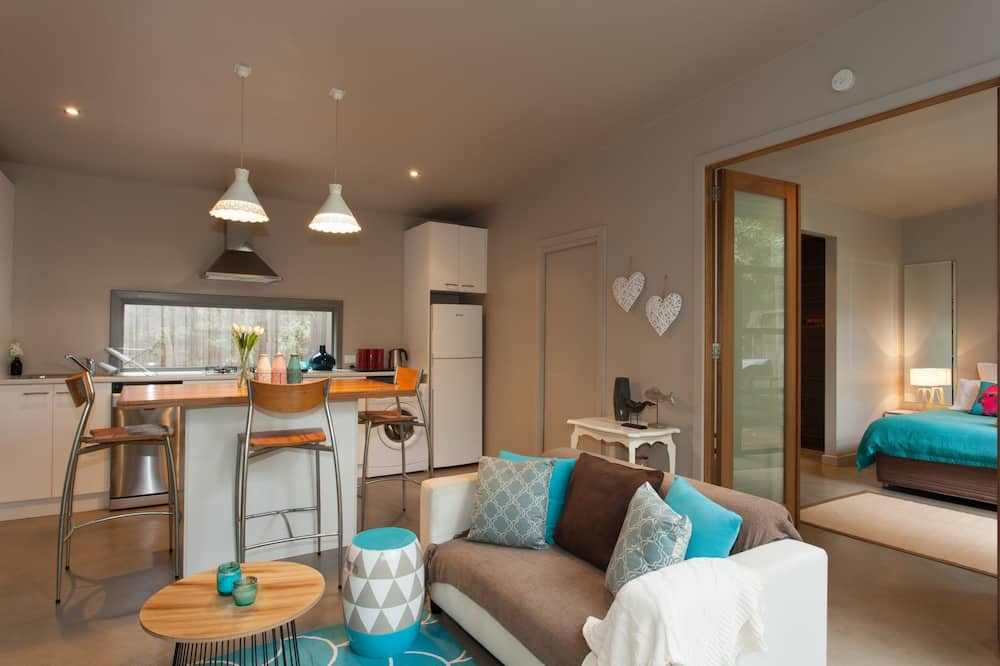 House, 1 Bedroom - Living Area