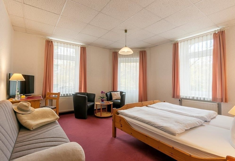 Hotel Burgk, Dresde