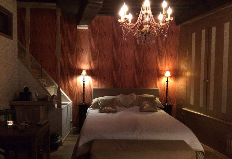 Con Ampère Bed & Breakfast, Bruges, Superior Double Room, Guest Room