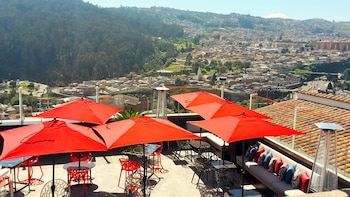 A(z) Hotel Mama Cuchara hotel fényképe itt: Quito